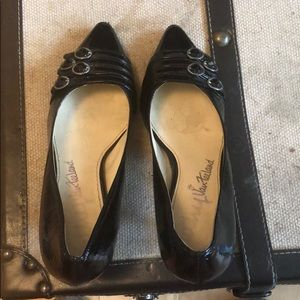 Cathy VanFeeland Patent Leather Pumps